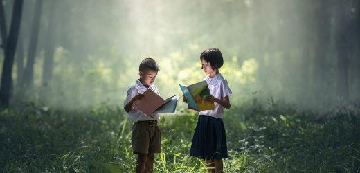 Proste sposoby, by zachęcić dziecko do nauki angielskiego. Czyli o metodzie marchewki nie kija zdań kilka