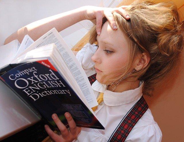 Nigdy nie jest za późno na nauczenie się angielskiego!